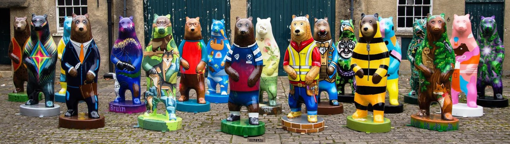 Bristol Zoo Bear Wood Appeal