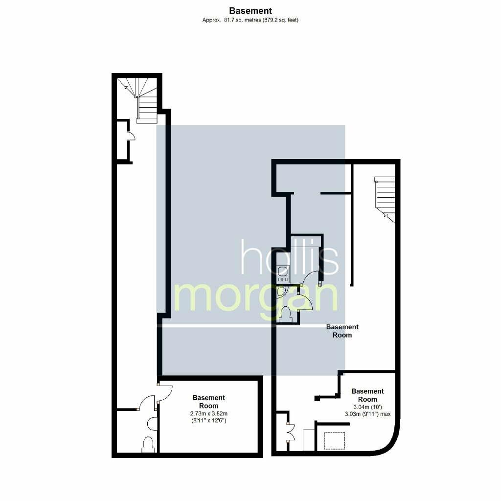 Floorplans For Whiteladies Road, Clifton