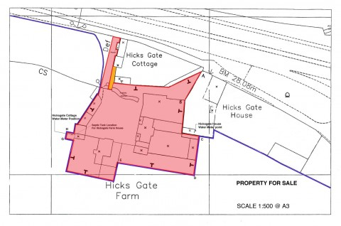View Full Details for Hicks Gate Farm, Bath Road, Keynsham - EAID:hollismoapi, BID:21