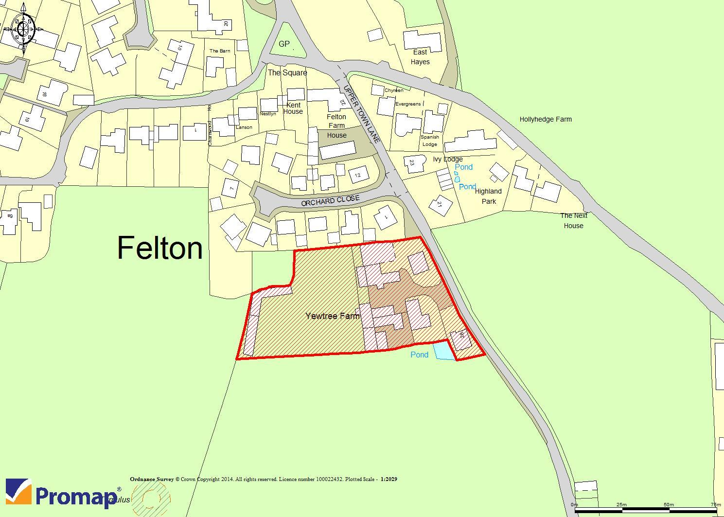 Images for Upper Town Lane, Felton EAID:hollismoapi BID:21