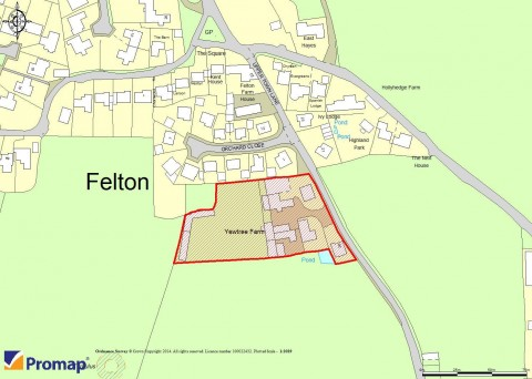 View Full Details for Upper Town Lane, Felton - EAID:hollismoapi, BID:21