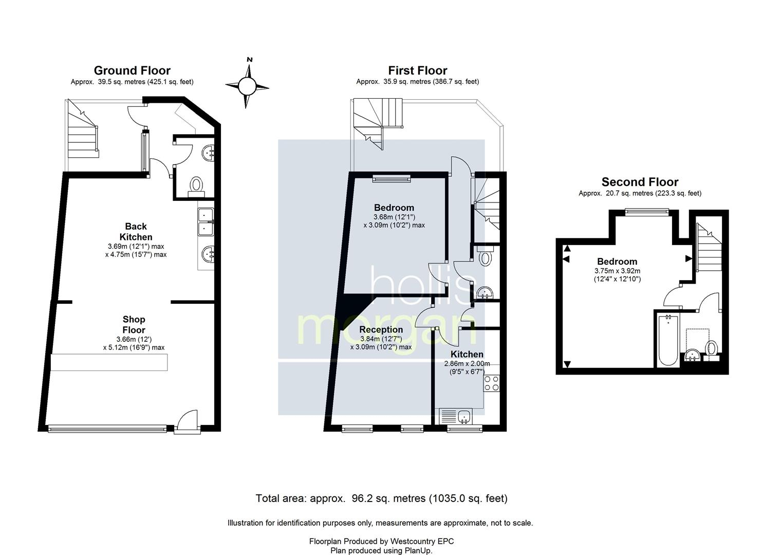 Floorplans For Hotwell Road, Hotwells, Bristol