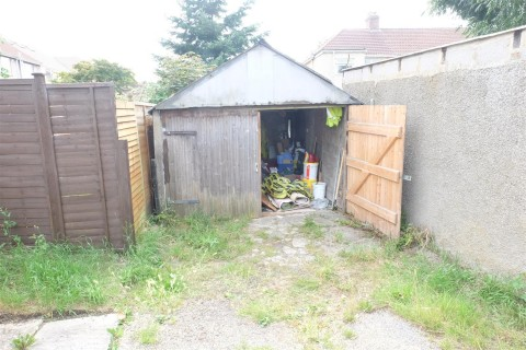 View Full Details for Garage to rear 525 Southmead Road - EAID:hollismoapi, BID:21