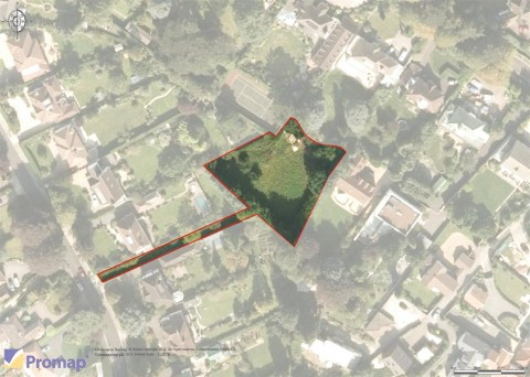 View Full Details for Plot to Rear - Mariners Drive, Sneyd Park, Bristol - EAID:hollismoapi, BID:21
