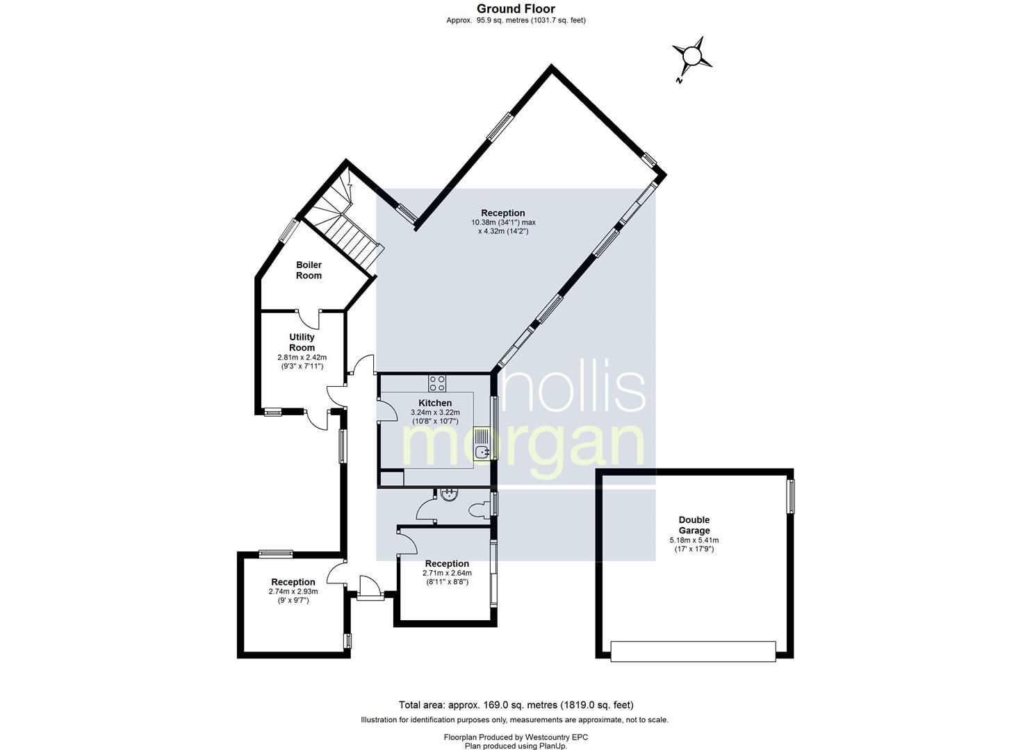 Floorplans For Thorndale Mews, Bristol