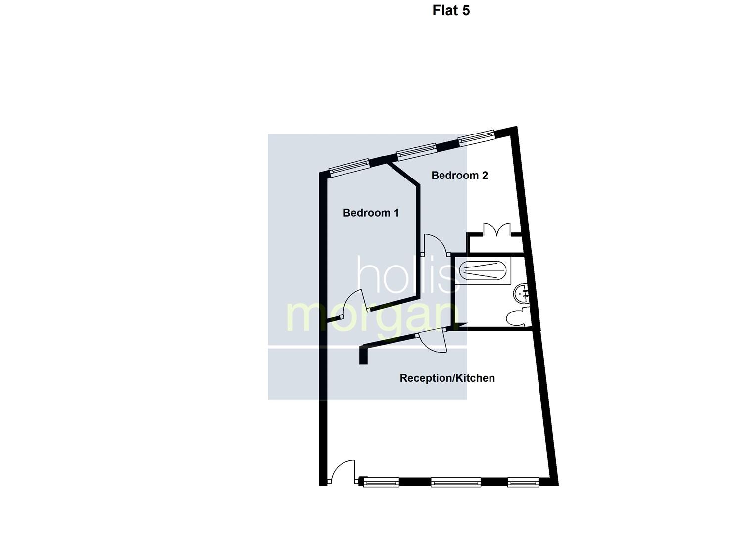 Floorplans For Guinea Lane, Fishponds, Bristol