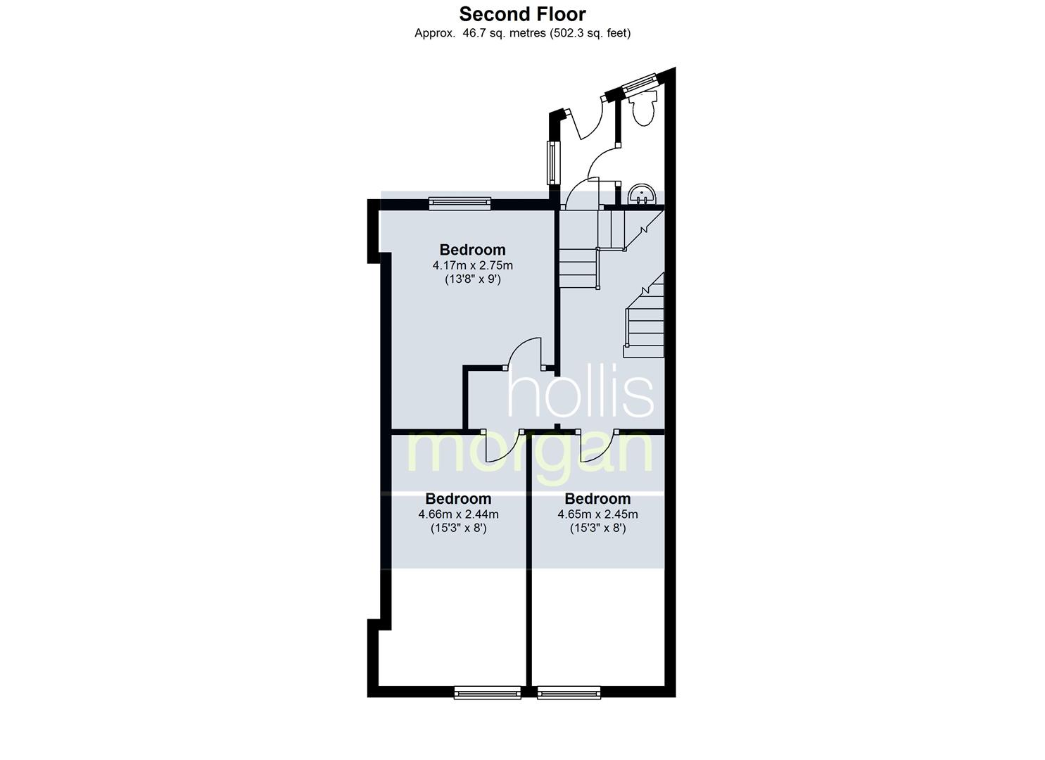 Floorplans For Perry Road, City Centre