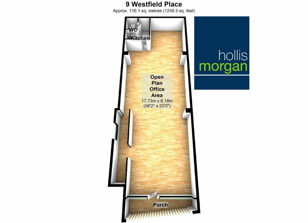 Floorplans For Westfield Place, Clifton