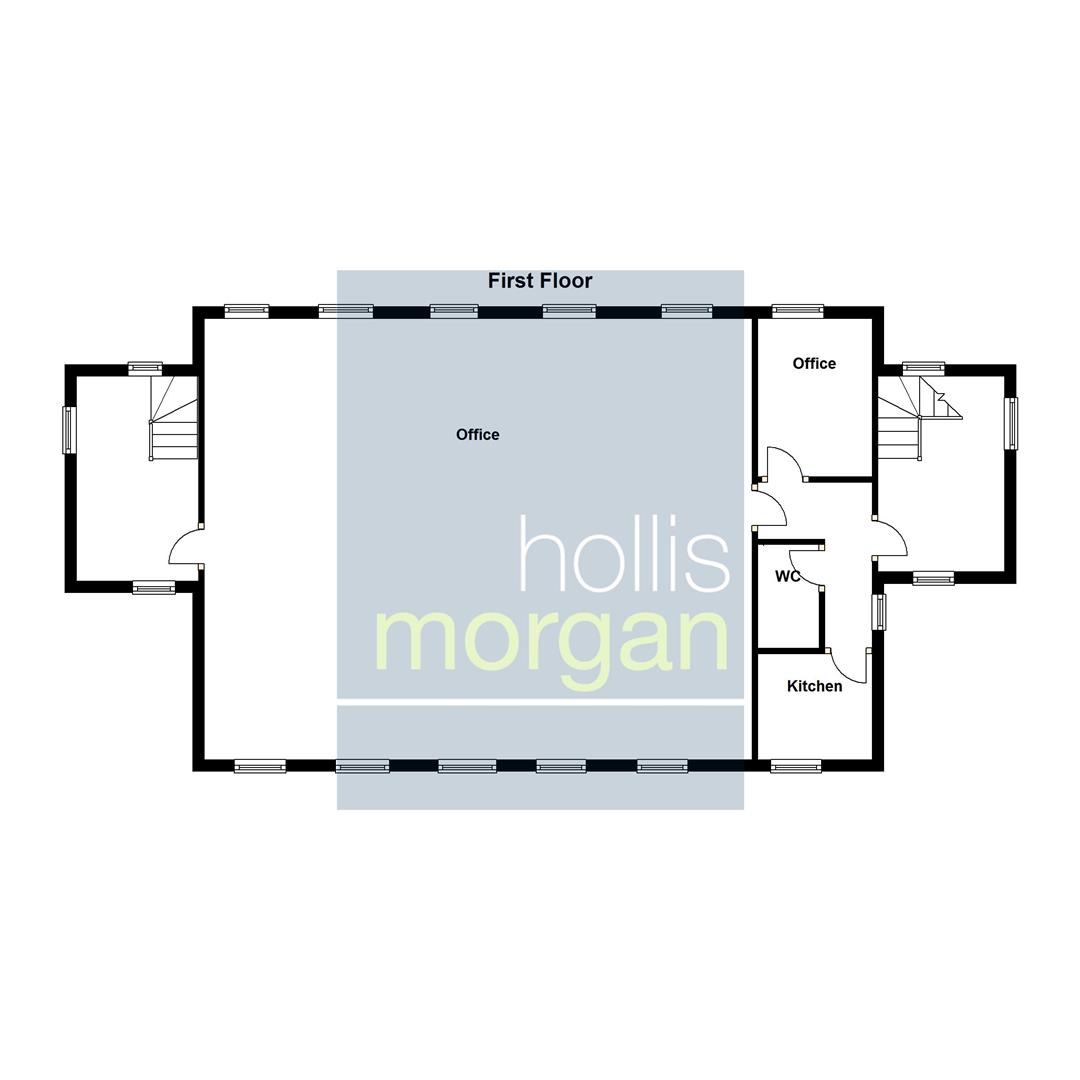 Floorplans For Crossways Road, Bristol