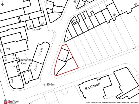 View Full Details for Land and Buildings @ 7 Ashley Road, St. Pauls, Bristol - EAID:hollismoapi, BID:21