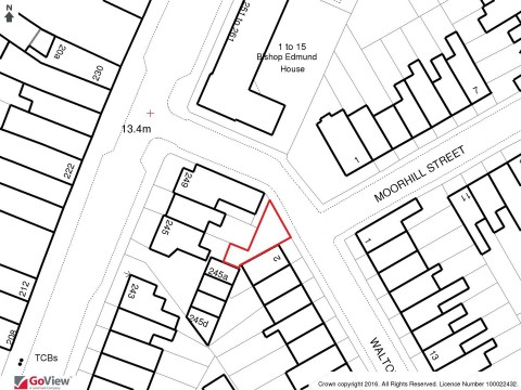 View Full Details for Land @ 2 Walton Street, Easton, Bristol - EAID:hollismoapi, BID:11