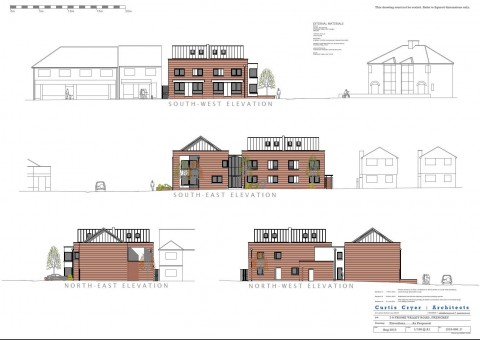 View Full Details for Development Site @ 7 - 9 Frome Valley Road, Frenchay, Bristol - EAID:hollismoapi, BID:21