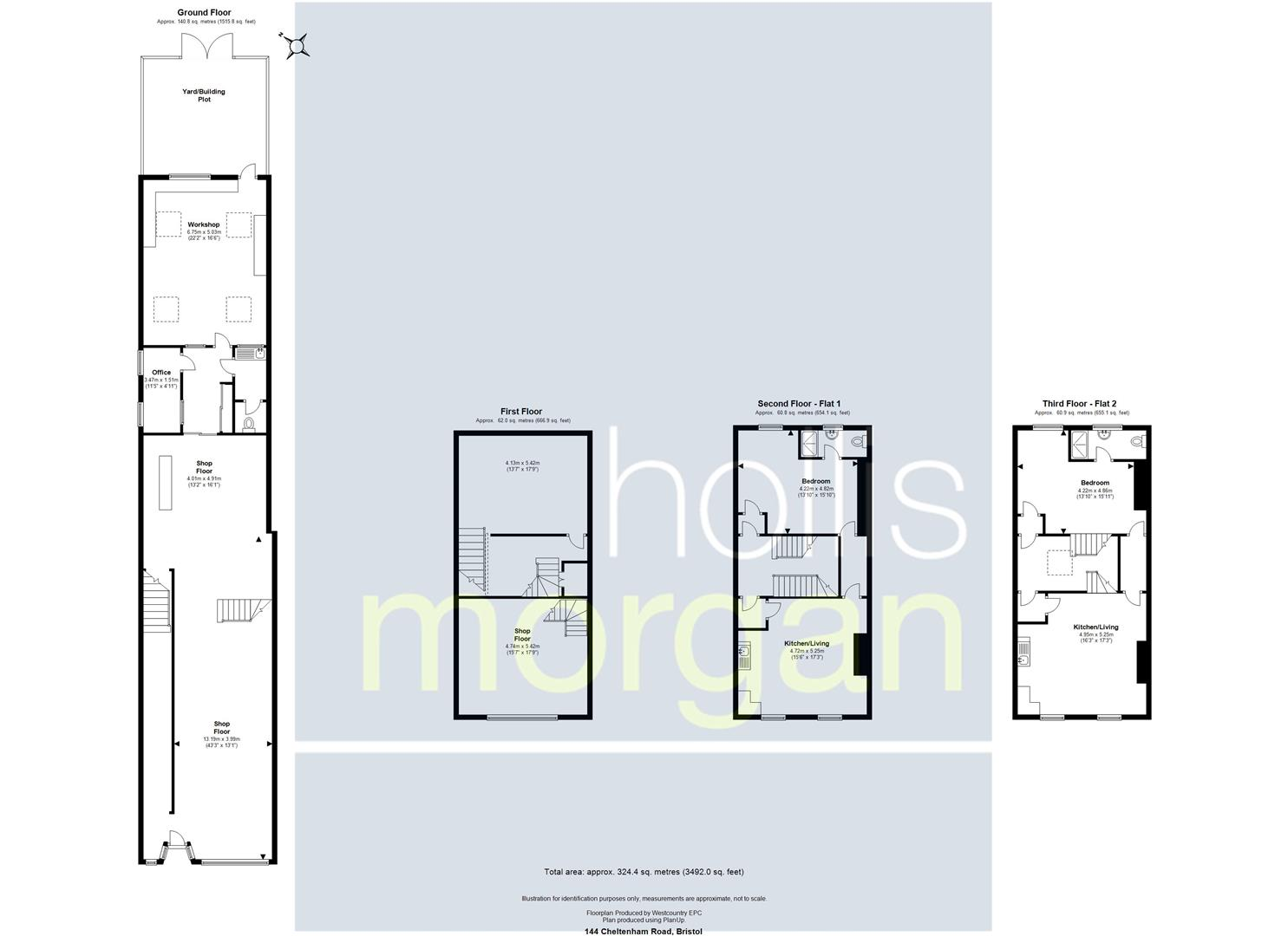 Floorplans For *** SOLD @ HOLLIS MORGAN APRIL AUCTION ***