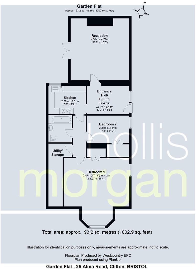 Floorplans For Alma Road, Clifton