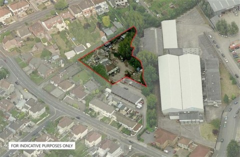 View Full Details for CHURCHES YARD - COMMERCIAL INVESTMENT / RESI DEVELOPMENT - EAID:hollismoapi, BID:11