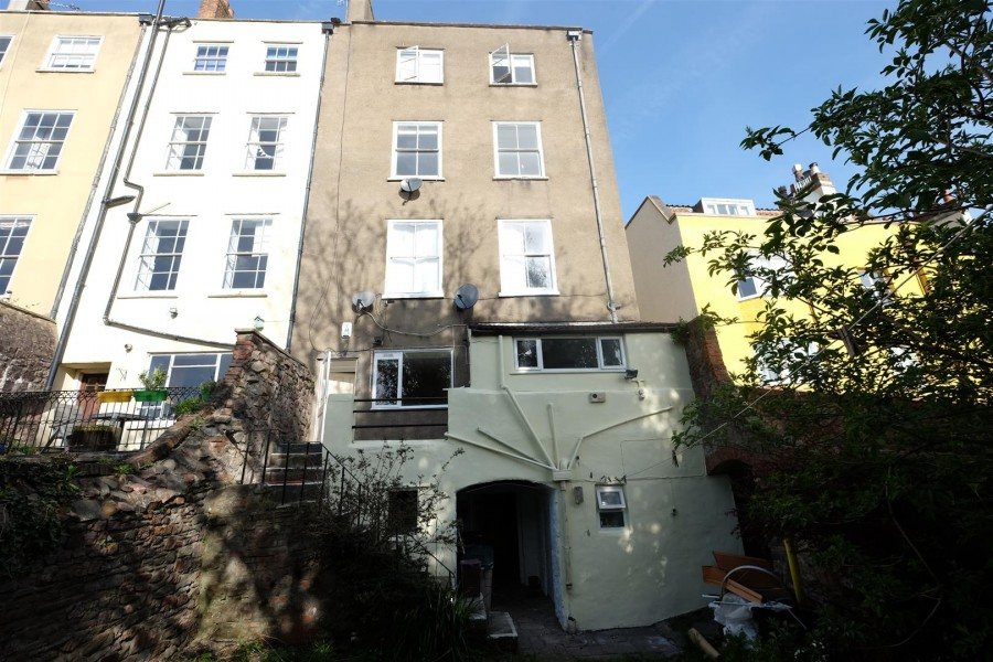 Images for Garden Flat & Basement @ Queens Parade BS1 EAID:hollismoapi BID:11