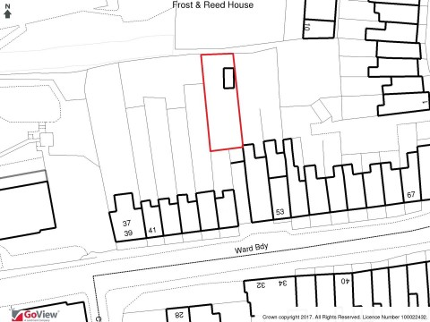 View Full Details for PARCEL OF LAND - Rear of 49 Clouds Hill - EAID:hollismoapi, BID:11