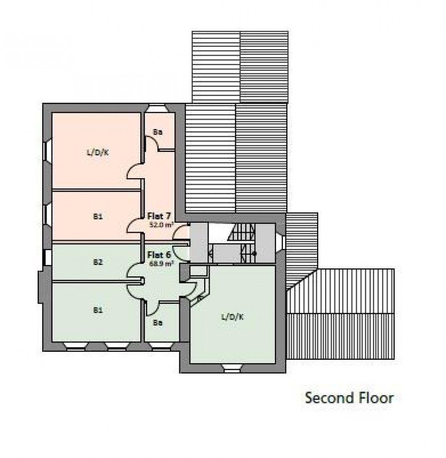 Images for CONYGRE HOUSE - PLANNING GRANTED - FLAT CONVERSION EAID:hollismoapi BID:21