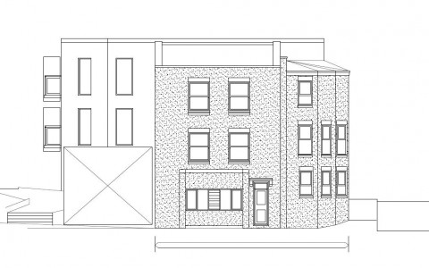 View Full Details for Planning Granted for 9 Flats @ East Street - EAID:hollismoapi, BID:11