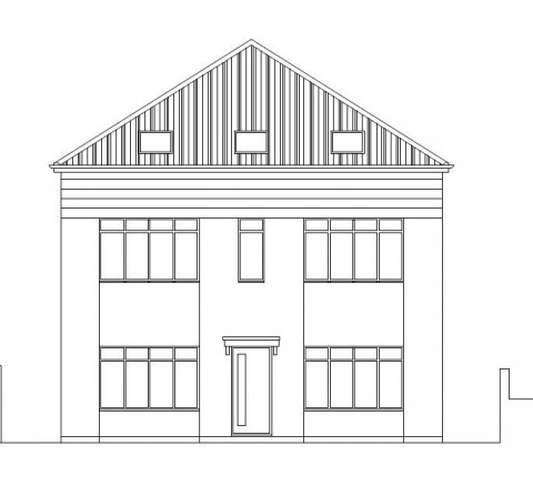 View Full Details for PLANNING GRANTED FOR 6 FLATS - GDV £1M - EAID:hollismoapi, BID:11