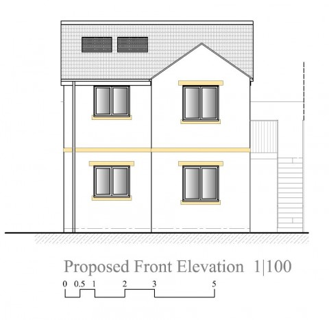 View Full Details for PLOT WITH PLANNING FOR 2 X 1 BED FLATS - EAID:hollismoapi, BID:21