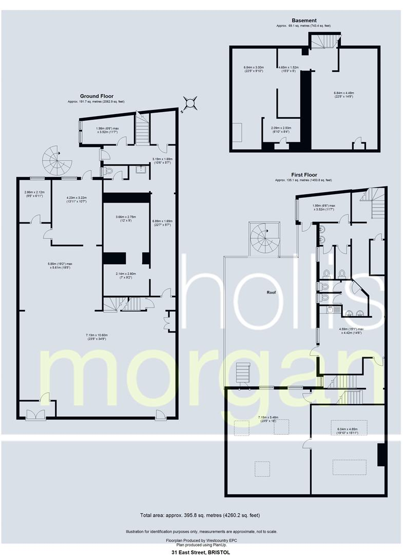 Floorplans For DEVELOPMENT OPPORTUNITY - EAST ST, BEDMINSTER