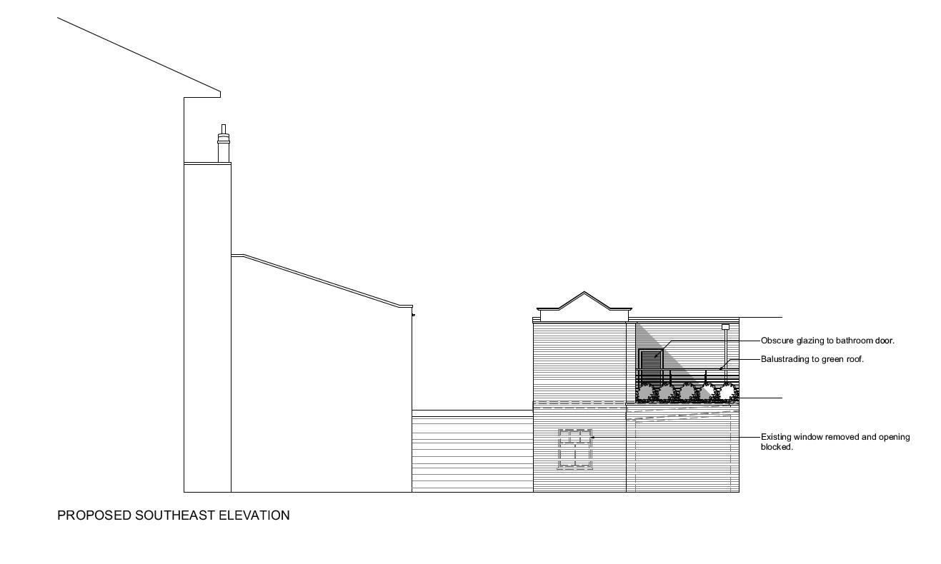 Floorplans For PLANNING GRANTED - CLIFTON COACH HOUSE