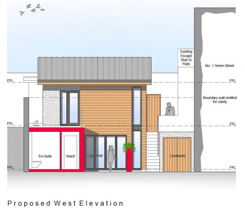 View Full Details for PLANNING GRANTED - CONTEMPORARY 3 BED HOUSE - EAID:hollismoapi, BID:11