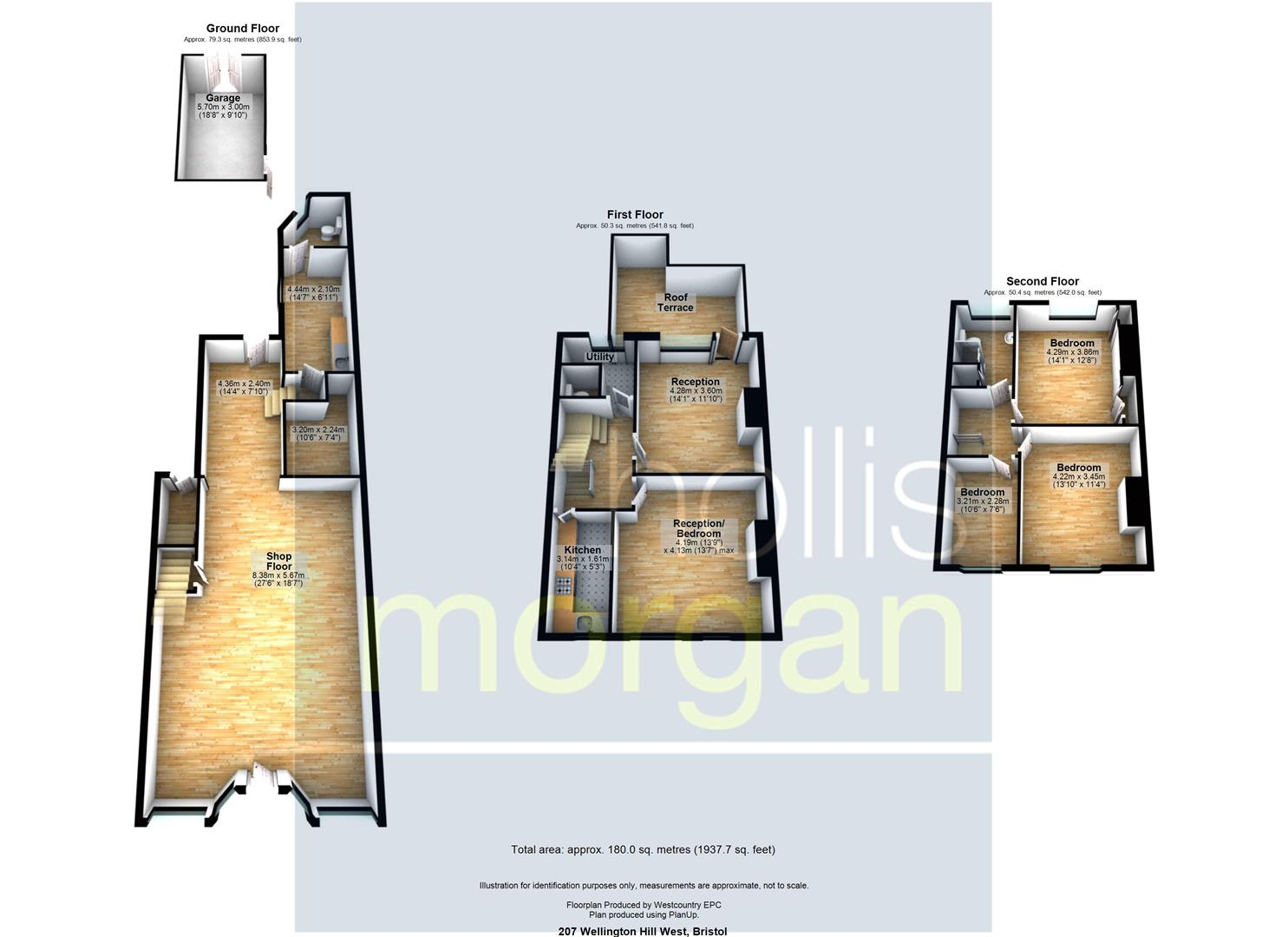 Floorplans For *** SOLD @ AUCTION ***
