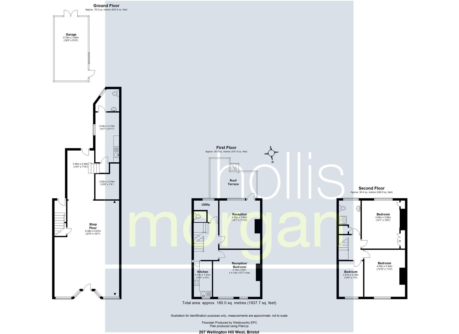 Floorplans For MIXED USE INVESTMENT - HENLEAZE