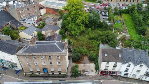 View Full Details for LAND - PLANNING GRANTED 8 X 2 BED FLATS - EAID:hollismoapi, BID:11