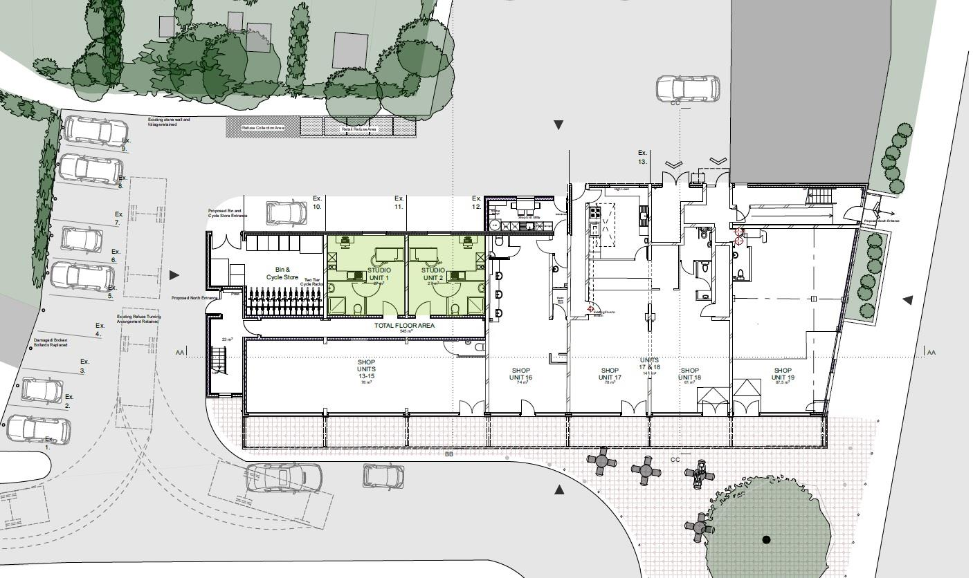 Floorplans For STUDENT DEVELOPMENT OPPORTUNITY