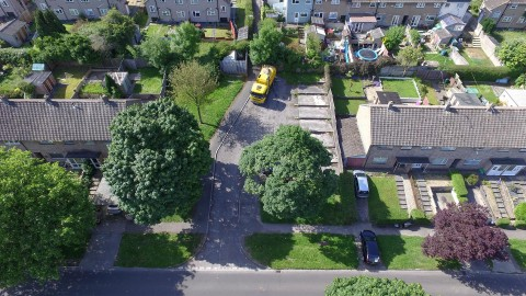 View Full Details for PLOT WITH PRE APP FOR 9 FLATS & LAPSED PP 4 HOUSES - EAID:hollismoapi, BID:21