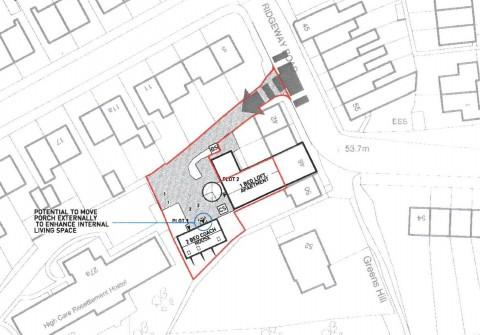 View Full Details for SITE PLANNING GRANTED - COACH HOUSE / FLATS GDV £490K                                        - EAID:hollismoapi, BID:21