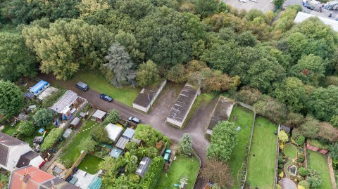 View Full Details for LAND & GARAGES @ GOLDNEY AVENUE - EAID:hollismoapi, BID:21