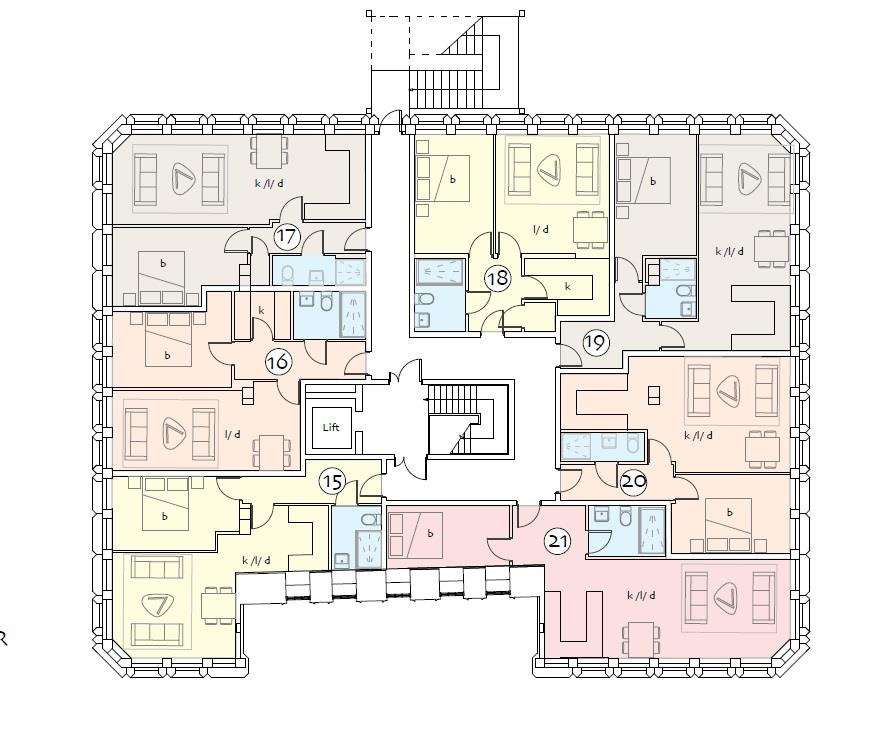 Floorplans For DEVELOPMENT OPPORTUNITY - CITY CENTRE