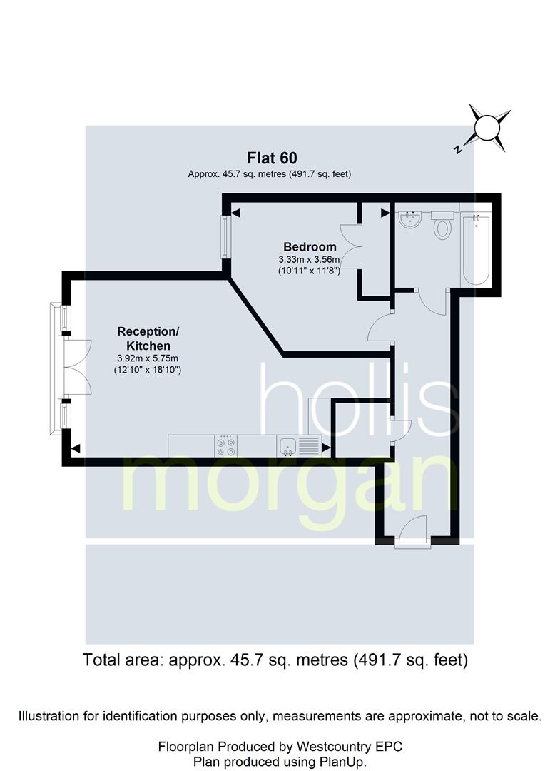 Floorplans For Montague Street, City Centre