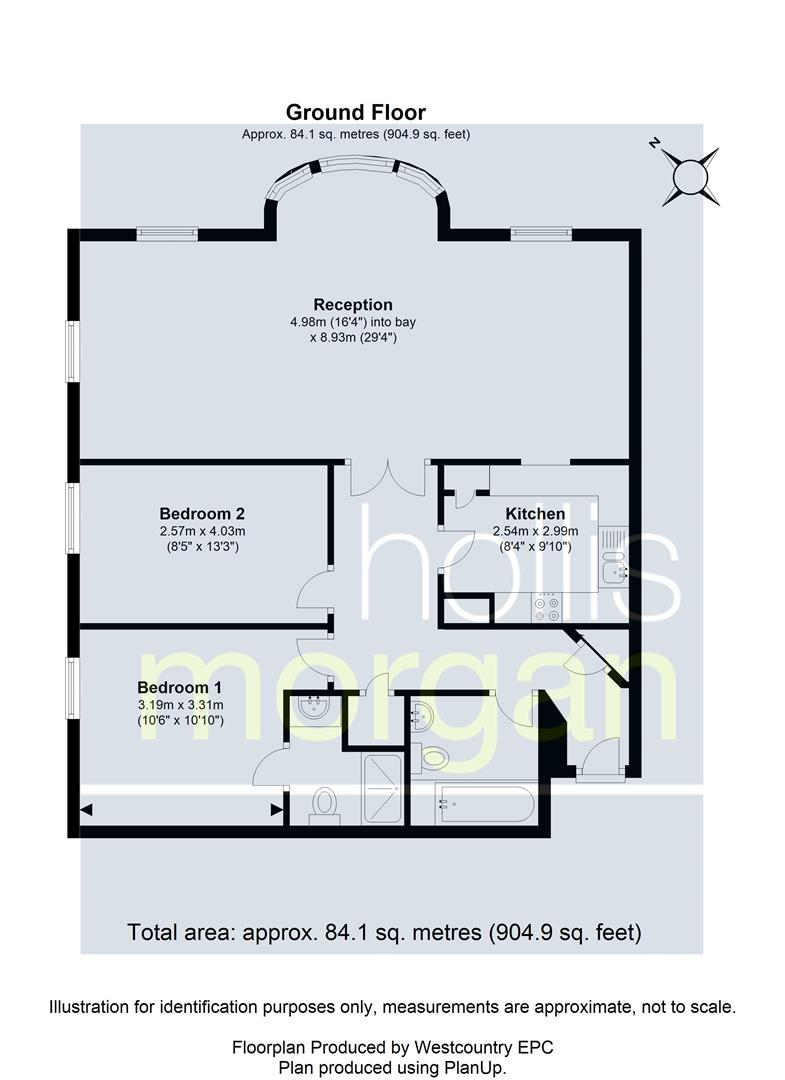 Floorplans For The Avenue, Clifton