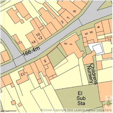 View Full Details for LAND - PLANNING GRANTED 8 X 2 BED FLATS - EAID:hollismoapi, BID:21