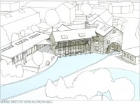Images for TUNBRIDGE WATER MILL - EXCITING PROJECT