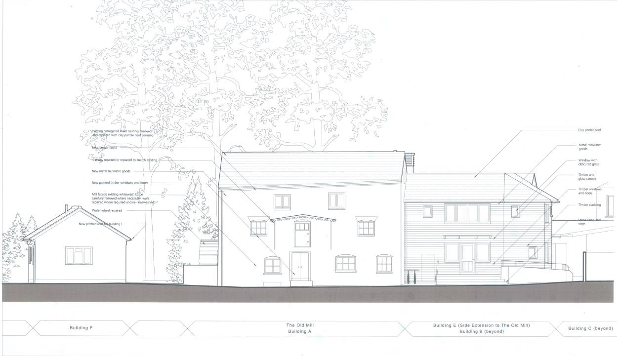 Images for TUNBRIDGE WATER MILL - EXCITING PROJECT EAID:hollismoapi BID:11