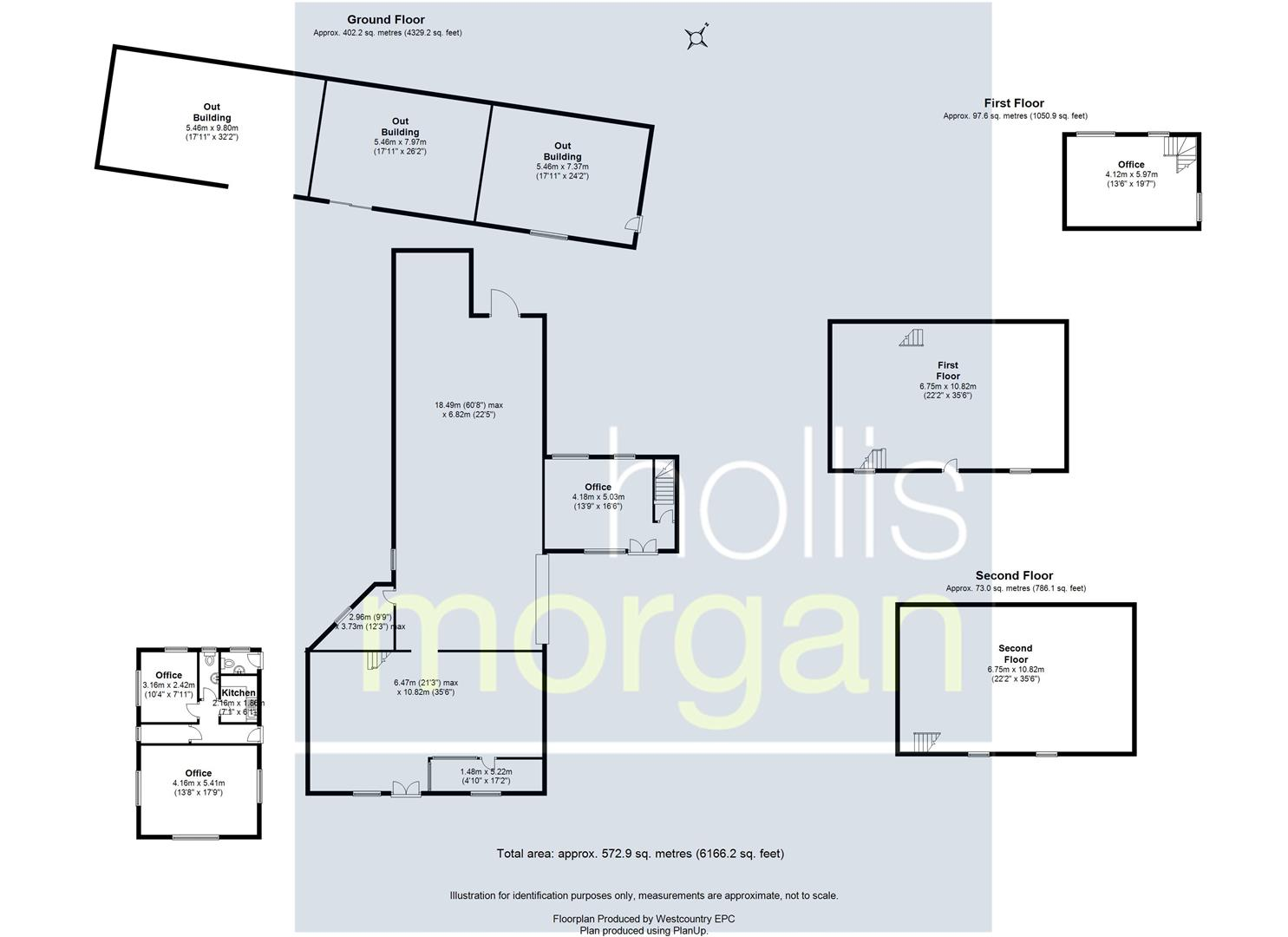 Floorplans For TUNBRIDGE WATER MILL - EXCITING PROJECT