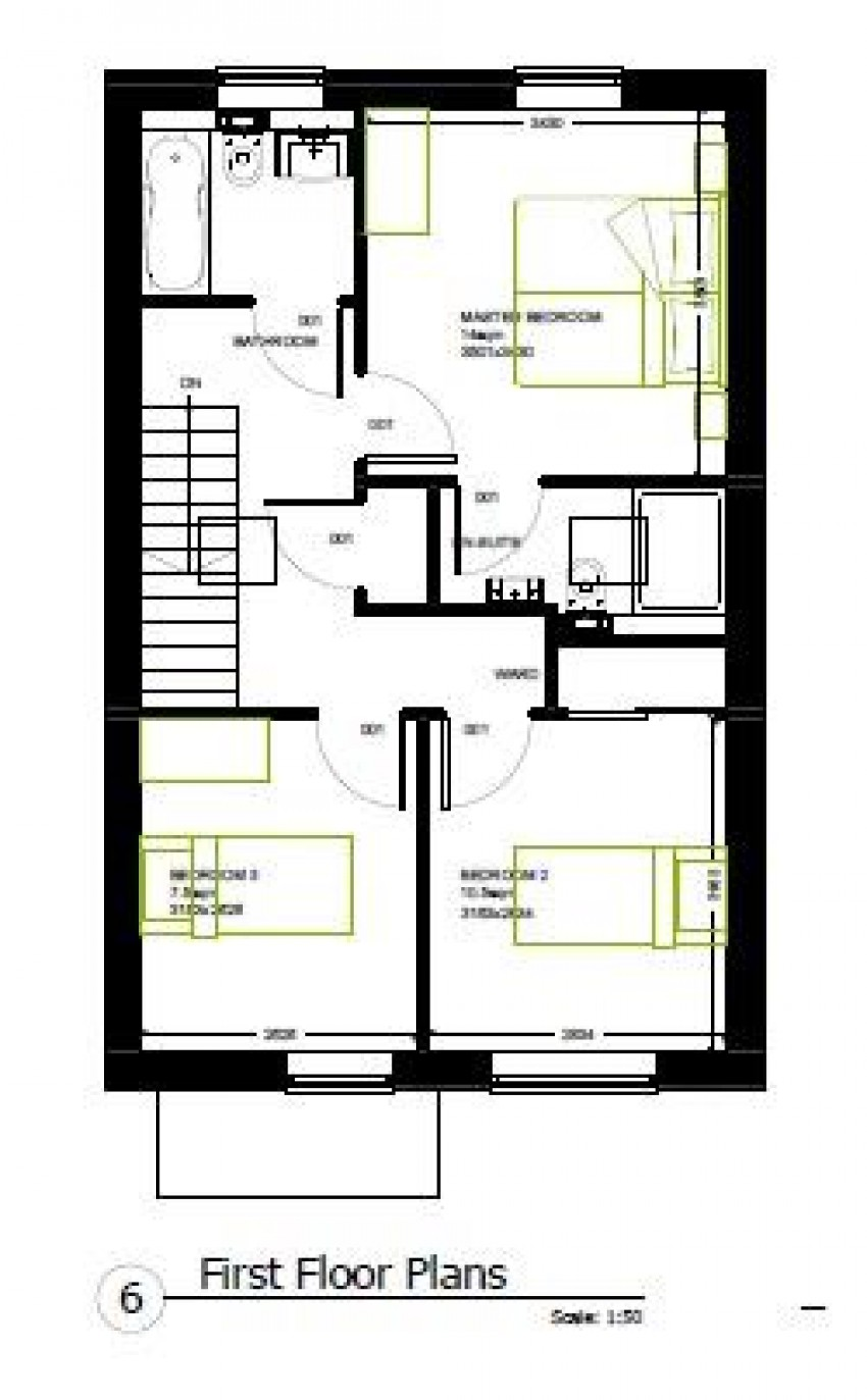 Images for PLANNING GRANTED - 3 X 3 BED HOUSES EAID:hollismoapi BID:11