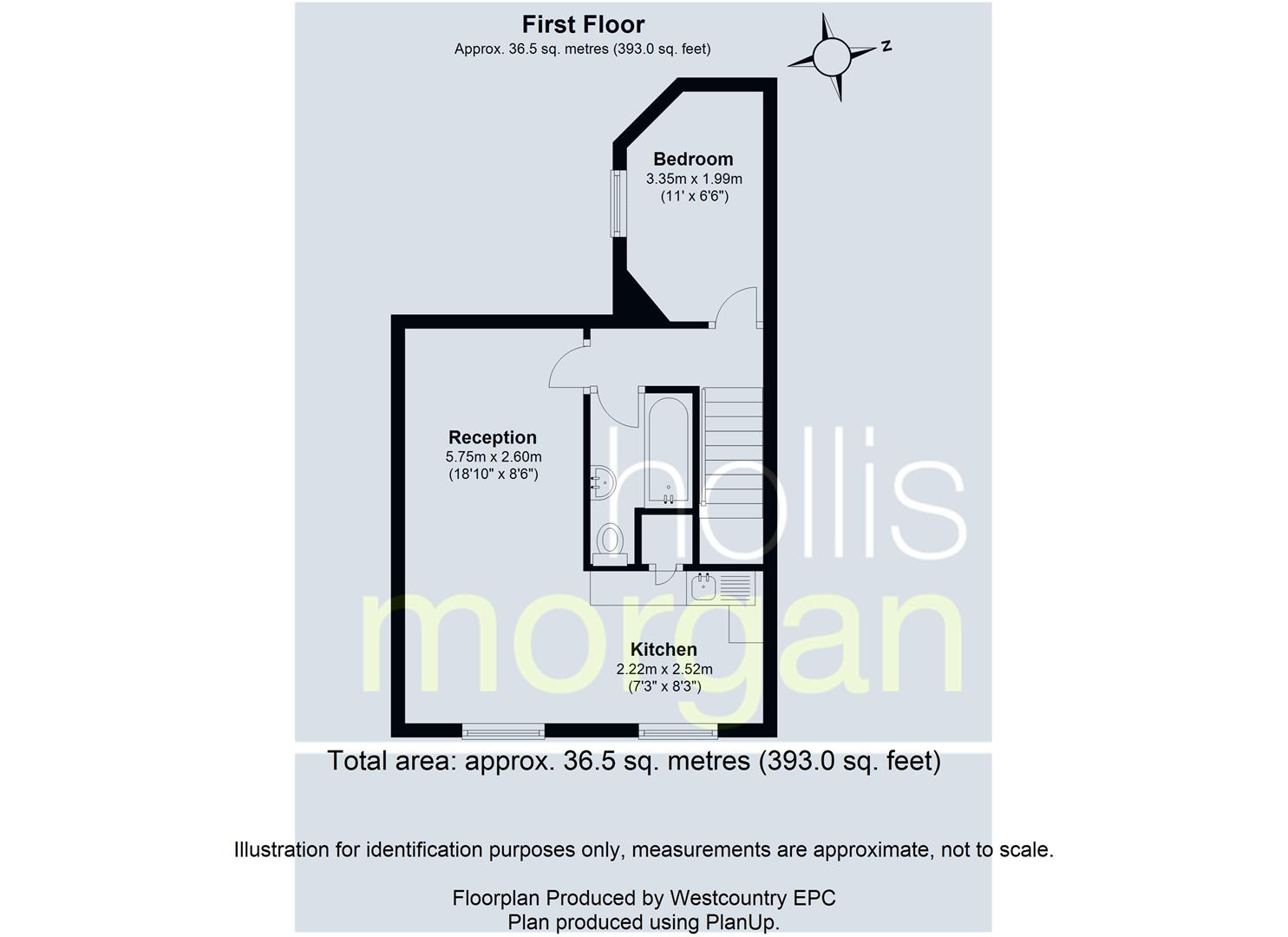 Floorplans For 1 BED FLAT - REQUIRES UPDATING