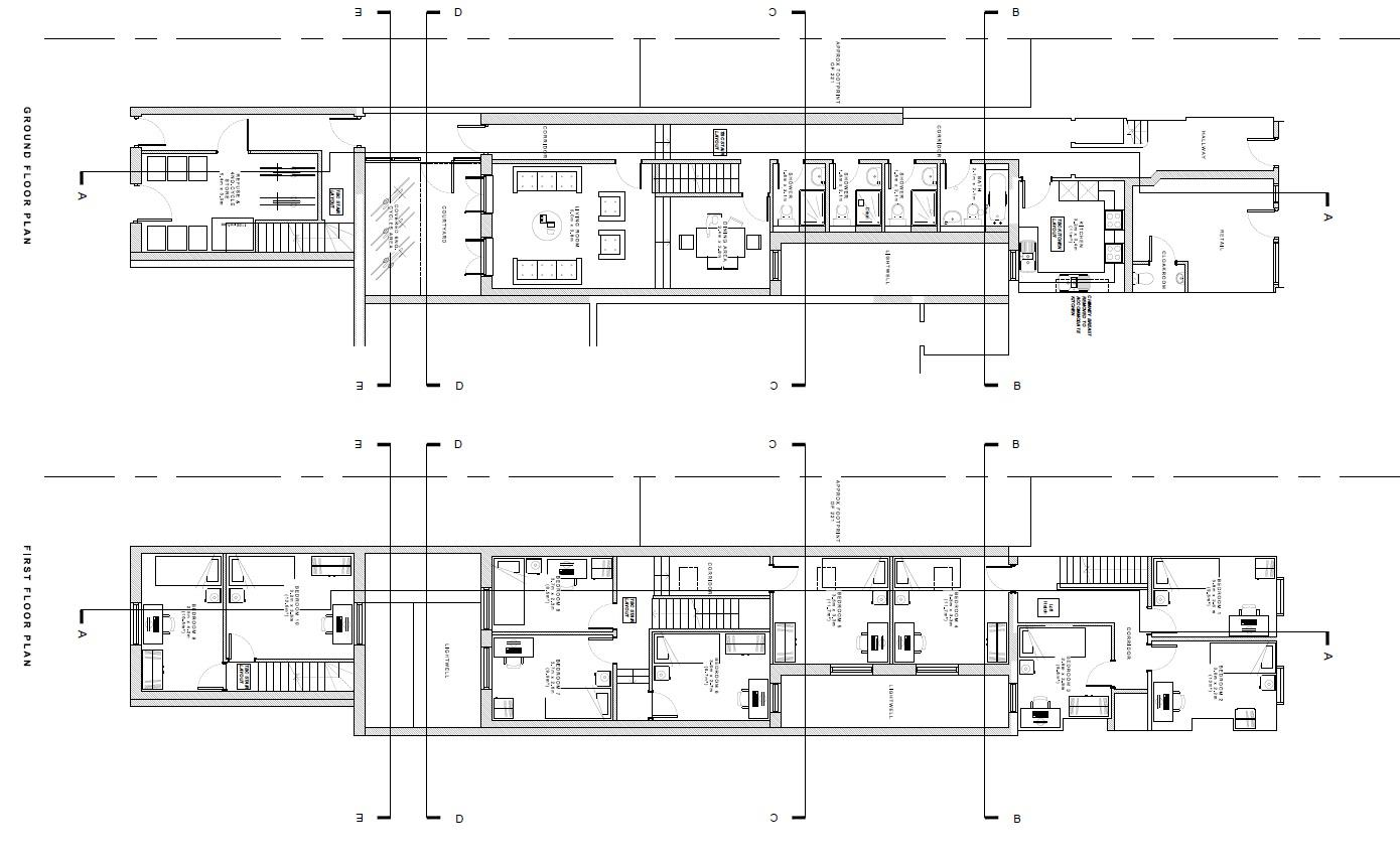 Floorplans For PLANNING GRANTED - 10 BED / £60K INCOME