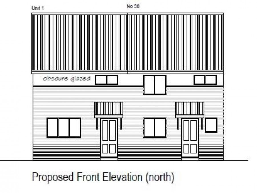 Images for PLANNING GRANTED - 2 BED HOUSE EAID:hollismoapi BID:11