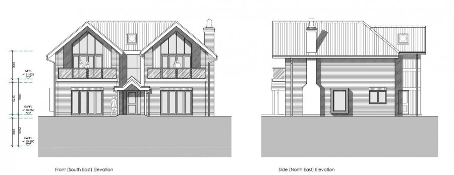 Images for DETACHED BUNGALOW - PLANNING GRANTED EAID:hollismoapi BID:21