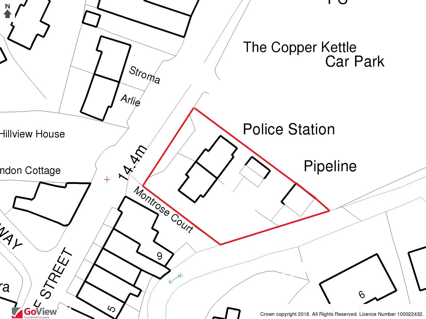 Images for PLANNING GRANTED - 2 X SEMI DETACHED HOUSES EAID:hollismoapi BID:11