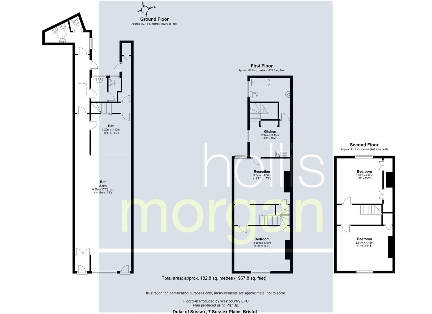 Floorplans For MIXED USE FREEHOLD FOR UPDATING