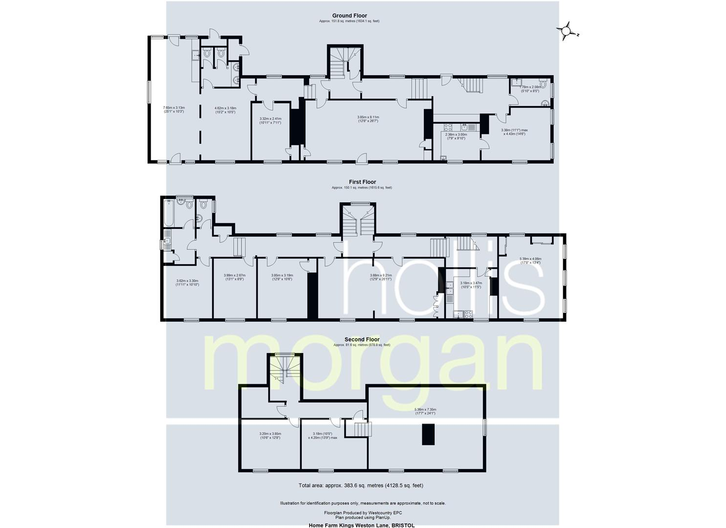 Floorplans For HOME FARM - DEVELOPMENT OPPORTUNITY